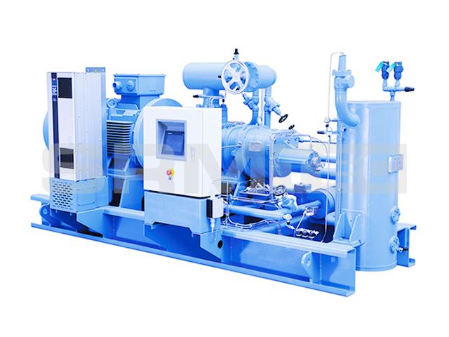 Fujian Snowman Co ,ltd -Screw Compressor Packages