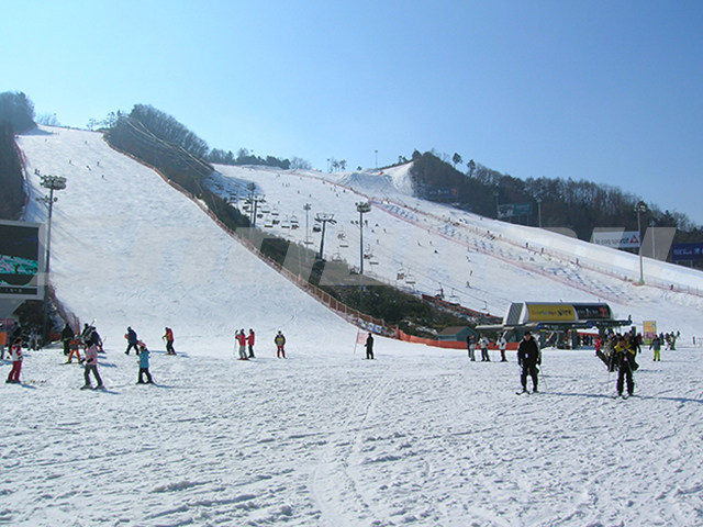 Artificial Ski Resort System