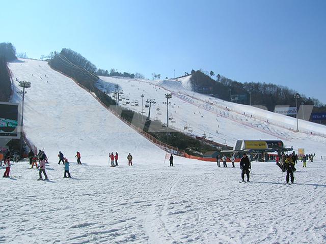 Artificial Ski Resort System