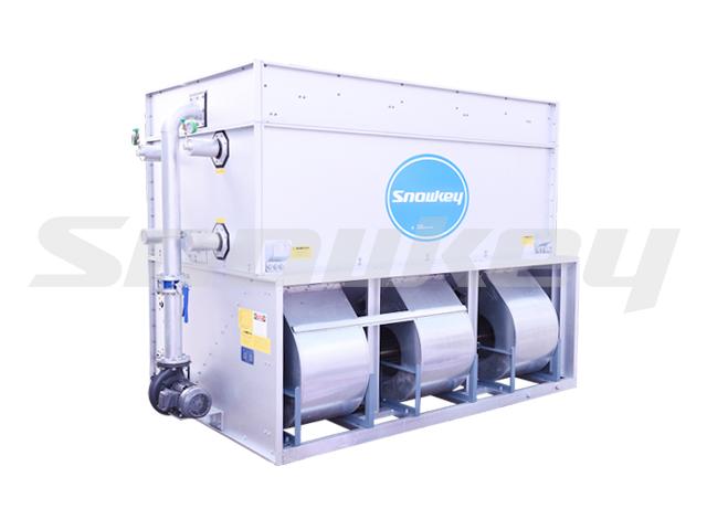 SVC evaporative condenser
