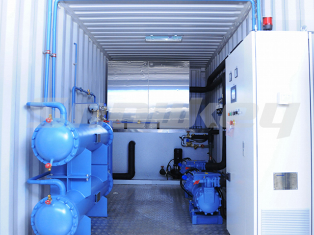 Containerized Water Chiller CW480 (20T/H)