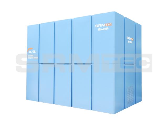 NH3/CO2 Secondary Refrigerant Units