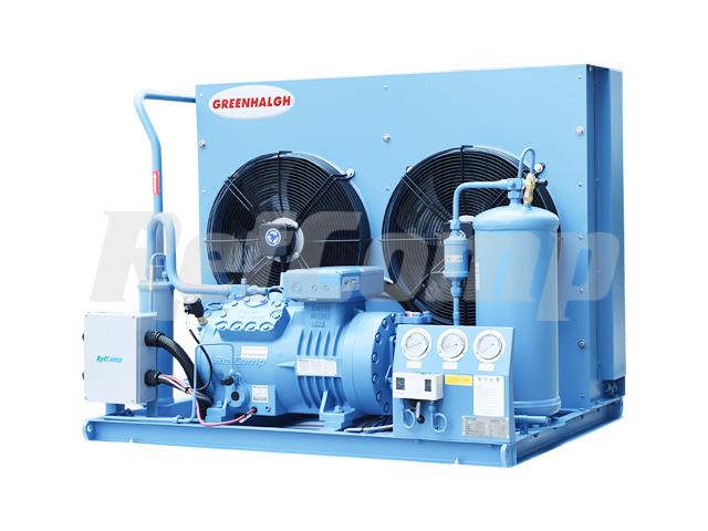SP-H Air-cooled Piston Compressor Condensing Unit