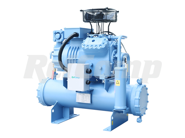 SP-L Water-cooled Piston Compressor Condensing Unit