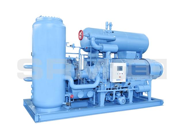 Open-Type Screw Water Source Heat Pump Unit