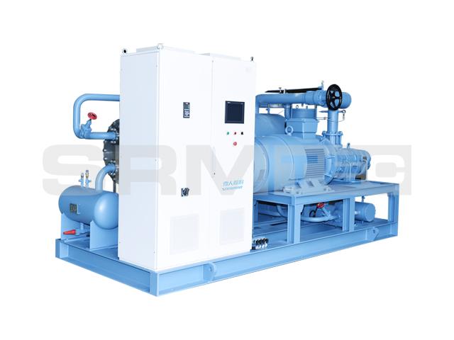 Open-type Steam Heat Pump Unit (125℃)