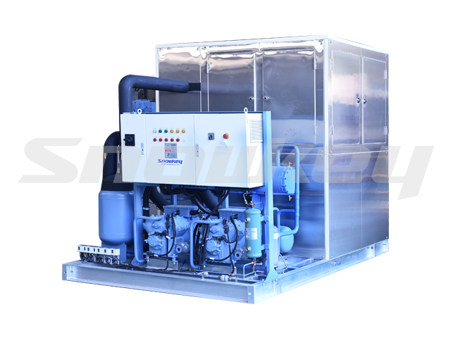Plate Ice Machine P100W (10T/D)