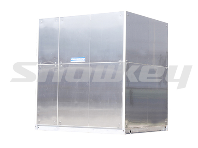 Plate Ice Machine P150W (15T/D)