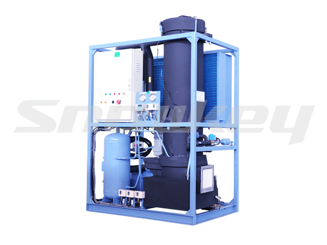 air cooling Tube Ice Machine TIM30A(3T/D)