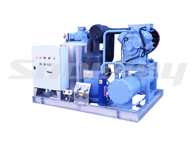 Slurry Ice Machine(10T/D)