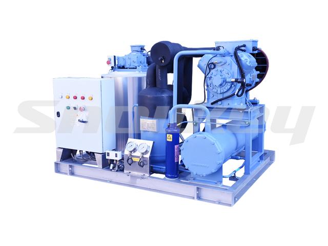 Slurry Ice Machine(10T/D)