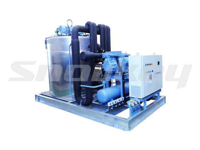 Slurry Ice Machine(35T/D)