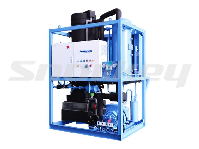 Tube Ice Machine TIM100W10T/D)
