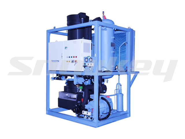 air cooling Tube Ice Machine TIM50A(5T/D)